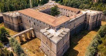 Verifica del progetto di consolidamento del Castello Spagnolo dell' Aquila