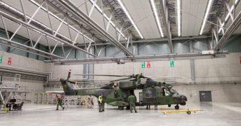 Verifica Progetto Hangar Elicotteri NH90
